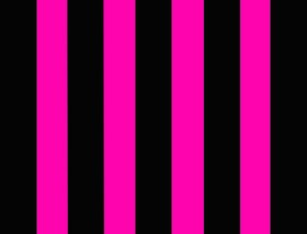 Pink black stripes lines article