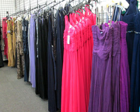 Vente privee sample sale gowns article