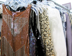 Embellished tops at calypso st barth sample sale article
