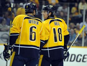 James neal article