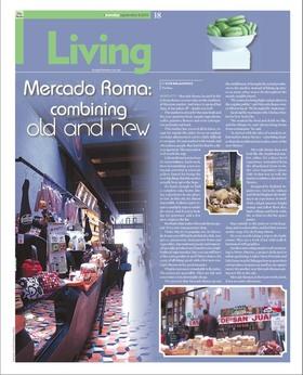 Mercado roma article