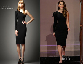 Kate beckinsale in elie saab the tonight show with jay leno article