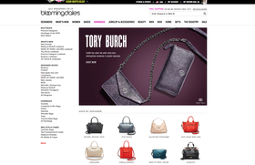 Tory burch exotic article