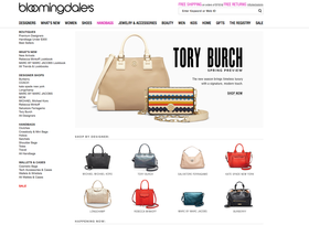 Tory burch luxury article