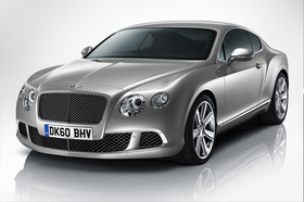 2012 bentley continental gt article