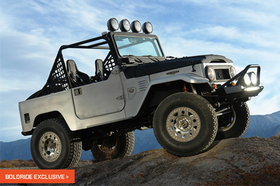2011 icon baja limited edition article