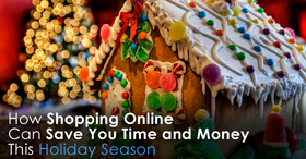 Banner online holiday article