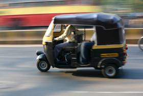 O indian rickshaw facebook article