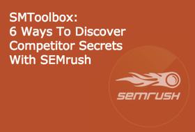 Semrush article
