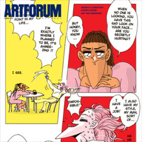 1028505 artforum s comics heavy summer issue  article