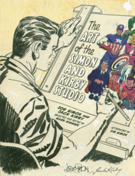 1028511 inside joe simon and jack kirby s studio article