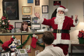 Officechristmas article