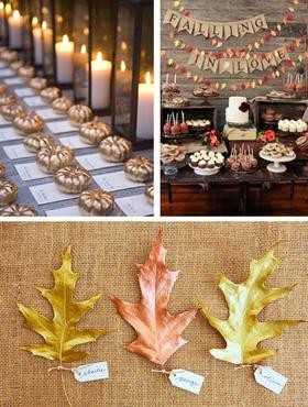 Fall wedding ideas pinterest article