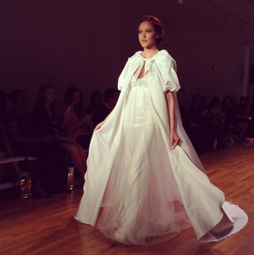 Alfred angelo full look article