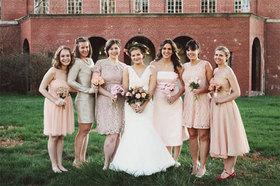 Diy wedding pink and blush wedding 1 article