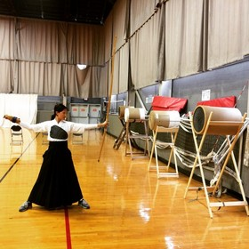 Kyudo japanese archery at mit 550x550 article