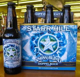Starr hill snow blind doppelbock article