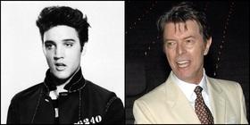 Elvis presley david bowie article