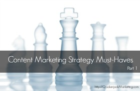Content marketing strategy pt1 article