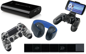 Ps4 accessories article