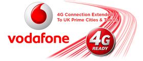 Vodafone 4g connection extended to uk prime cities towns article