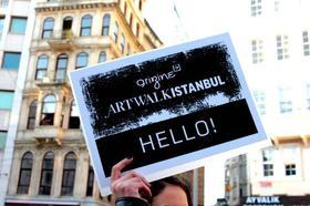 Artwalk istanbul article