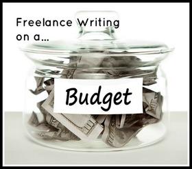 Freelance writing budget1 article