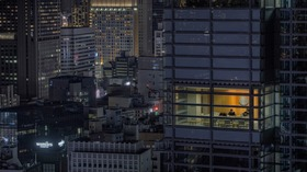 Night office article