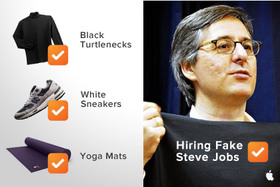 Fakestevejobs article