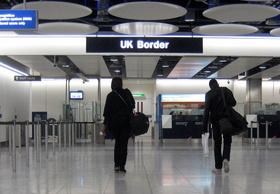 Uk border  heathrow article