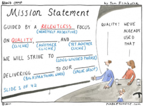 Mission statement article