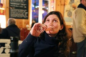 Women of burgundy hip paris blog photo by casey hatfield 7 article