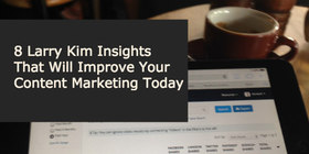Content marketing insights article