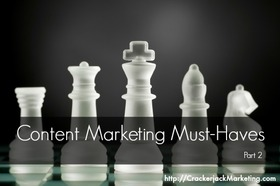 Content marketing strategy part 2 article