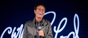 Sir cliff richard attends a press conference to announce details of his new album at gilgamesh article
