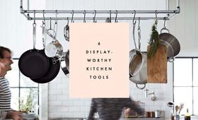 Display worthy kitchen tools article