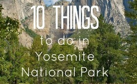 Yosemite featured article