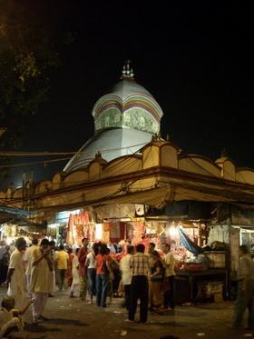 Kalighat temple in south kolkata shankar s flickr article