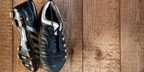 Hanging soccer shoes 300x150 article