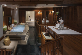 Mandarin oriental spa suite edit article