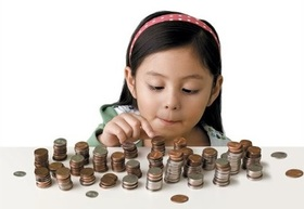 Teaching money lessons article