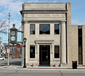 Banking article