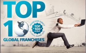 Franchise direct 100 top franchises article