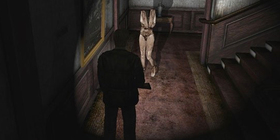 Silent hill mannequin article