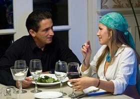 177247 425x300 mature man dining with young woman article