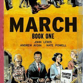 Marchbookone article