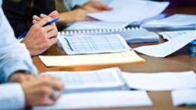 Venture capital meeting article