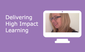High impact learning article