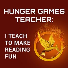 Hunger games teacher article