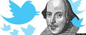 Shakespeare twitter header article